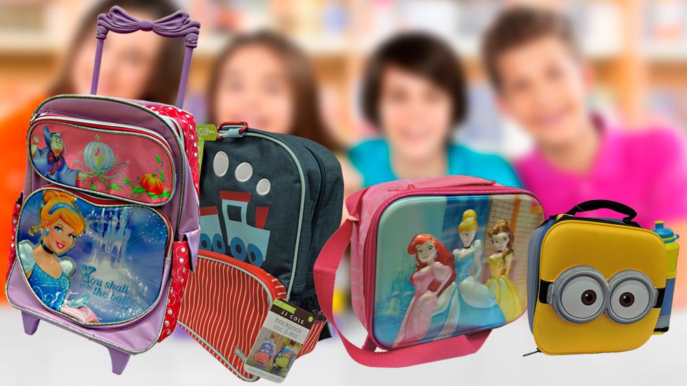 ¿Cómo elegir las mochilas escolares más adecuadas?